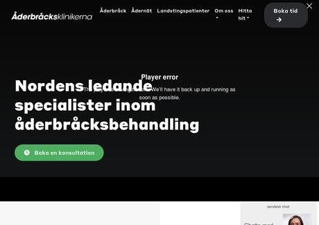 Åderbråcksklinikerna Stockholm