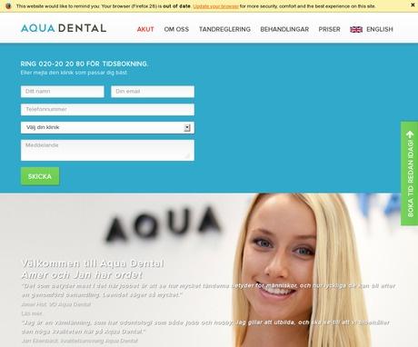 Aqua Dental Hammarby Sjöstad