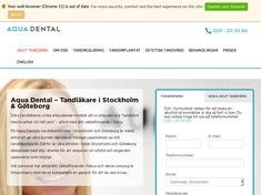 Aqua Dental Olskroken