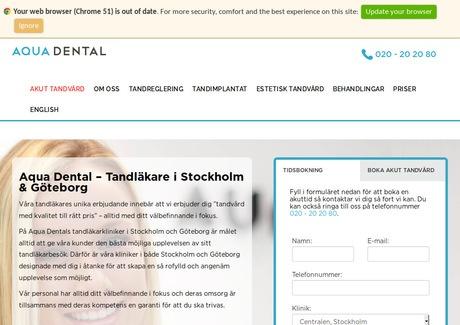 Aqua Dental Centralen