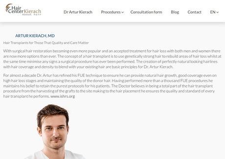 Kierach Hair Center