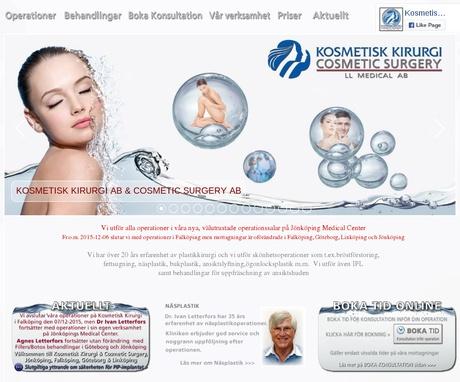 Kosmetisk Kirurgi i Jönköping