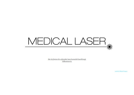 medical laser götgatan