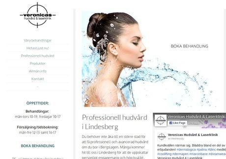 veronicas hudvård och laserklinik