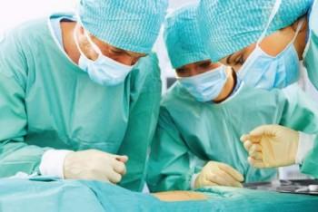 Operationsförlopp vid bröstlyft