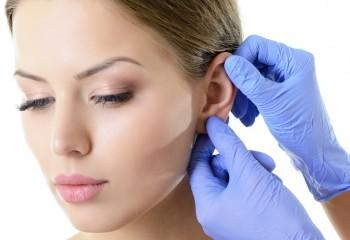 Förberedelser inför en öronplastik