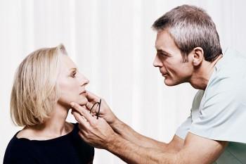 Konsultation inför ansiktslyft