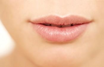 fett i läpparna