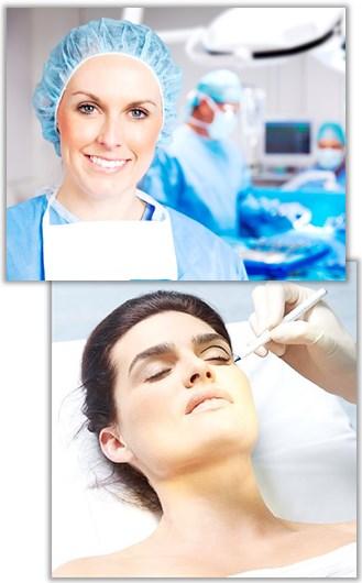 Övre och undre (nedre) ögonlocksplastik | Operationsförlopp