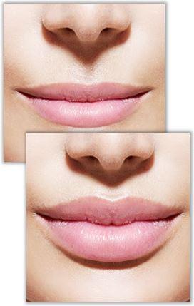 Perfekta läppar