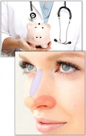 Priser för näsplastik