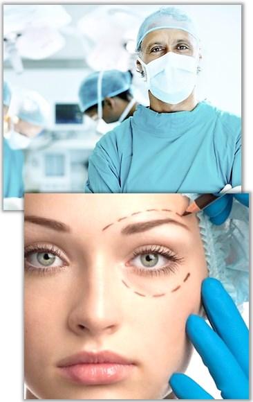 Risker för komplikationer och biverkningar vid ögonlocksplastik