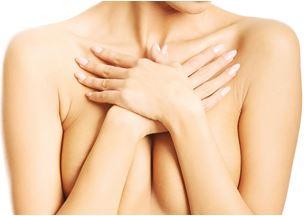 Bristande självkänsla är vanligt hos kvinnor med stora bröst