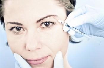 Botox mot rynkor