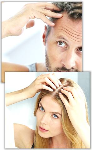 Orsak och behandling av håravfall