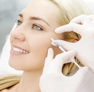 Botox mot kråksparkar runt ögonen