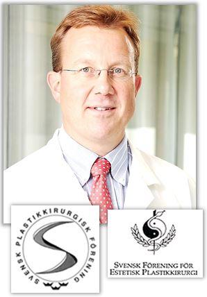 Anders Liss medicine doktor, PhD, plastikkirurg