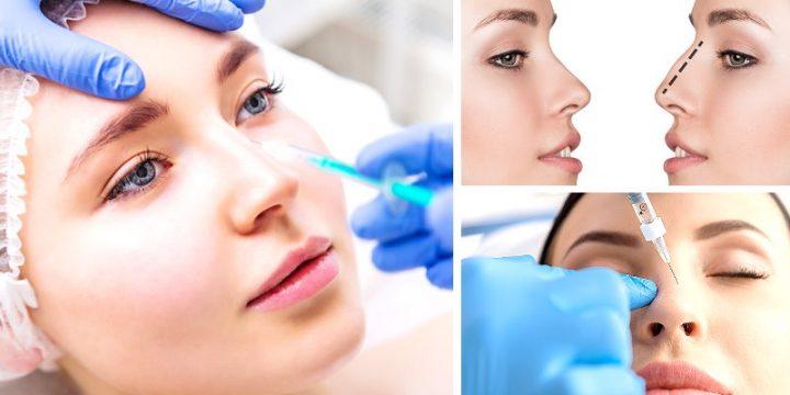 Behandlingar med fillers i näsan